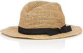 Barneys New York WOMEN'S RAFFIA RANCHER HAT