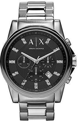 Armani Exchange Men's AX2092 Silver Watch
