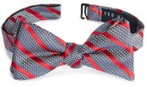 Ted Baker East End Stripe Silk Bow Tie