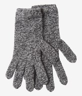 Toast Moss Stitch Cashmere Gloves