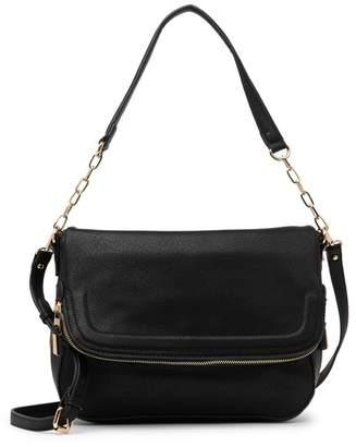 Urban Expressions Maisy Vegan Leather Shoulder Bag