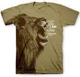Kerusso Lion All-Over Print Christian T-Shirt