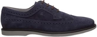 Hogan H316 Brogue Lace-Up Shoes