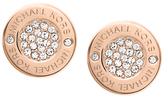 Michael Kors Crystal Stud Earrings