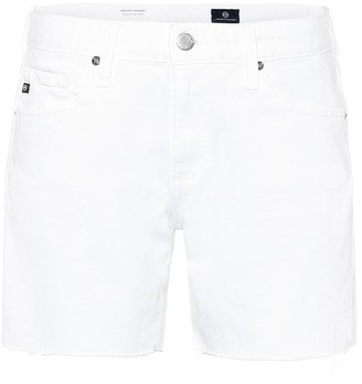 AG Jeans The Becke skinny shorts