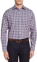 Tailorbyrd Chalmette Check Twill Sport Shirt