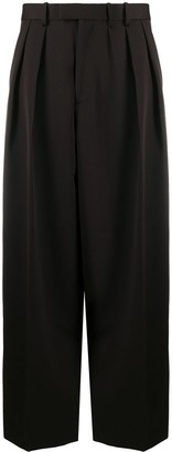 Bottega Veneta Wide Leg Tailored Trousers