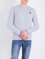 A.P.C. Aigle cotton-jersey sweatshirt