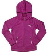 Puma Fleece Zip-Up Hoodie (4-6X)