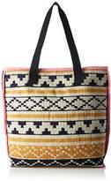 Pieces Pcsamantha Bag, Women's Handbag, Mehrfarbig (Lemon)