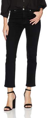 Hudson Jeans Women's Zoeey High Rise Straight