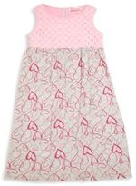Design History Toddler's & Little Girl's Heart Maxi Dress