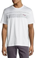 Salvatore Ferragamo Cotton Logo T-Shirt