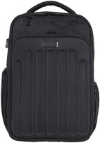 """Kenneth Cole Reaction Double Compartment Checkpoint-Friendly 15.6"""" RFID Computer Backpack"""
