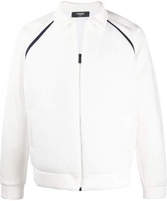 Fendi FF monogram track jacket