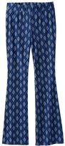 Girls 7-16 Joey B Patterned Soft Flare Pants