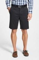 Nordstrom Smartcare TM Flat Front Shorts