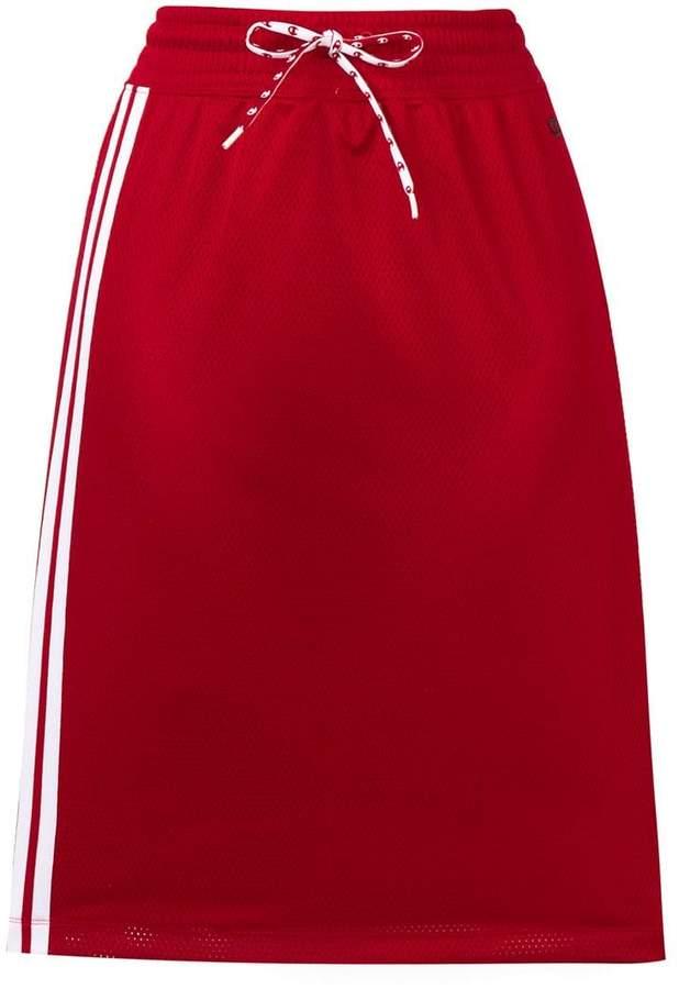 track pencil skirt