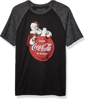 Coca Cola Coca-Cola Men's Ugly Christmas T-Shirt