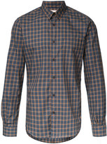 Factotum checked shirt - men - Cotton - 44