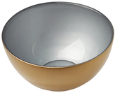 Sheridan Gold & Silver Condi Bowl