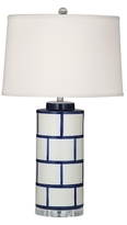 Bassett Mirror Elaina Ceramic Table Lamp