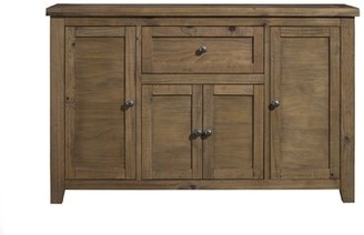 "Gracie Oaks Whitten 60"" Wide 1 Drawer Sideboard"