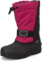 Tundra Black & Fuchsia Idaho Boot