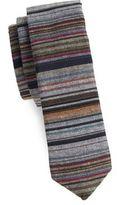 Original Penguin Morrill Horizontal Stripe Tie