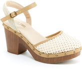 Jambu J Sport By Celine Womens Heeled Sandals