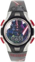 Star Wars Darth Vader Kids Flashing Digital Watch