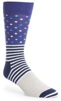 Happy Socks Men's Dot Stripe Socks