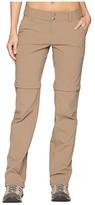 Columbia Saturday Trailtm II Convertible Pant (Truffle) Women's Casual Pants