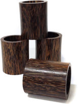 Found Object S/4 Chobe Napkin Rings