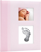 Pearhead Pink Classic Baby Book