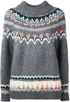 Coohem canadian knit jumper