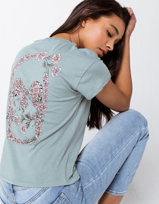 Others Follow Floral Womens Tee