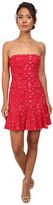 "BCBGMAXAZRIA Marina"" Knit Strapless Evening Dress"