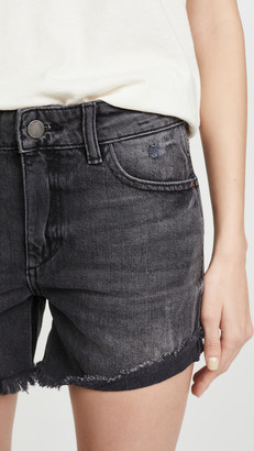 DL1961 Karlie Boyfriend Shorts