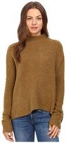 Free People Arctic Fox Zip Back Sweater