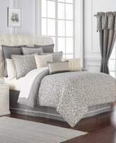 Waterford Charlize Reversible 3-Pc. Gray California King Comforter Set