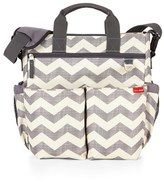 Skip Hop Infant 'Duo Signature' Diaper Bag - Grey