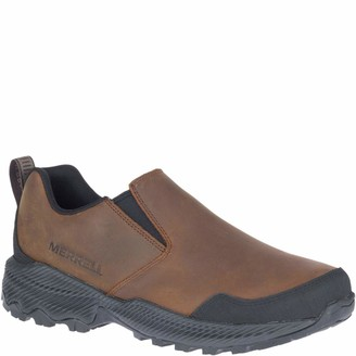 Merrell mens Forestbound Moccasin