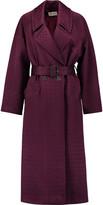 Temperley London Anfisa matelassé silk coat