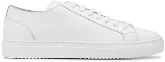 Doucal's Eric lace-up leather sneakers