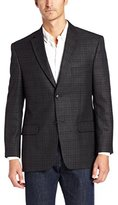 Haggar Men's Glen Plaid Sport Coat