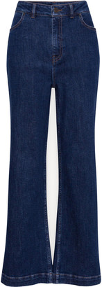 Gerard Darel High-waisted Lily Flare Jeans