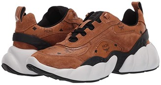 MCM Himmel Sneakers (Cognac 1) Men's Shoes