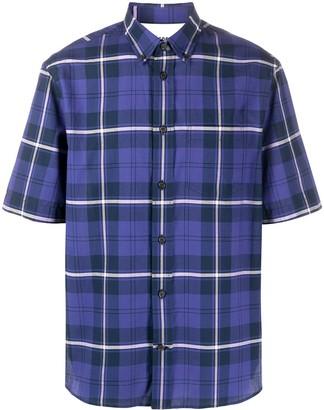Acne Studios Checked Shirt