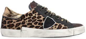 Philippe Model Prsx Leo Mixage Sneakers